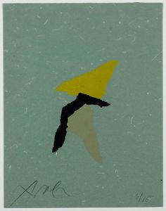 Hans Arp, Untitled, Koller Auctions: Prints, Multiples & Photography