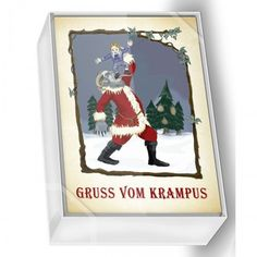 Grimm Holiday Cards Set of 8