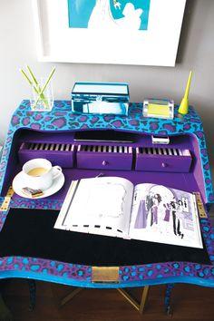 Nicholas Rosaci's Desk DIY – Home Trends Magazine