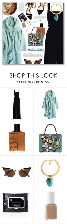 """7 Years, Lukas Graham"" by blendasantos ❤ liked on Polyvore featuring Zimmermann, Calypso St. Barth, NARS Cosmetics, Dolce&Gabbana, Dsquared2, Anja, Morra Designs, Essie, Charlotte Russe and oversizedcoats"