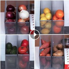These file folder kitchen hacks will organize your space!
