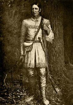 Davy Crockett - Gave his life at the Alamo for the Republic of Texas and freedom