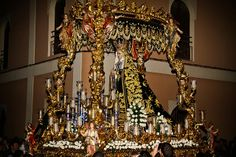 Animas. Parroquia de San Lorenzo. Semana Santa Cordoba.