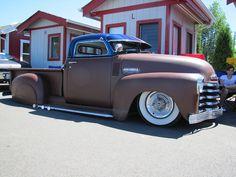 47 chev pickup by bballchico, via Flickr