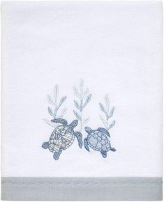 Best Bath Towels, Turtle Swimming, Bed & Bath, Shades Of Blue, Moose Art, Sea Turtles, Collection, Products, Needlepoint