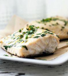 baked halibut recipe