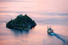 Featuring the M. Dixie II and Tahoe Queen, our sunset dinner cruises provide fresh and delectable menus as you cruise against a backdrop of astonishing views over Emerald Bay. Tahoe Hotels, Edgewood Tahoe, Trout Farm, Zephyr Cove, Lake Tahoe Nevada, South Lake Tahoe, Lake View, Walking Tour, Cruises
