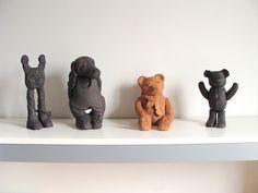 Sculpture en céramique Fumex Création