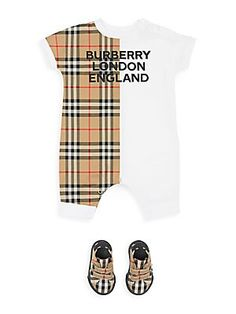 21 Years Old, Heritage Brands, London England, Burberry, Ready To Wear, Rompers, Plaid, Coat, Trench