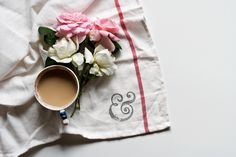 https://flic.kr/p/t6SPbk | Coffee and Roses