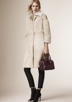 Burberry autumn/winter 15 pre-collection