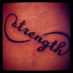 #tattoo #infinity #strength #infintysymbol #tattoo #tattoo #tattoo #tattoo