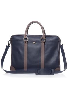 casual bag for laptop Tudor Tailor, Casual Bags, Business Attire, Credit Cards, Leather Handle, Briefcase, Pens, Buffalo, Gym Bag