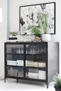 Interieur inspiratie   15x een stijlvolle zwart wit woonkamer • Stijlvol Styling - Woonblog •