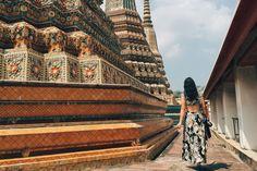 Bangkok: Tipps für Thailands faszinierende Stadt der Engel Thailand, Railroad Tracks, Traveling, World, Holiday, City Of Angels, Viajes, Vacations, Holidays