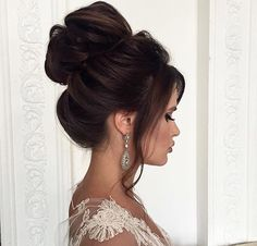 Soft updo, bridal hairstyles, wedding hairstyles