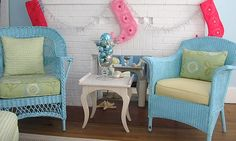 Follow to blog, great furniture styles and colors.