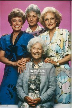 GOLDEN GIRLS - 1985 - 1992, RUE MCCLANAHAN, BEA ARTHUR, BETTY WHITE; ESTELLE GETTY,