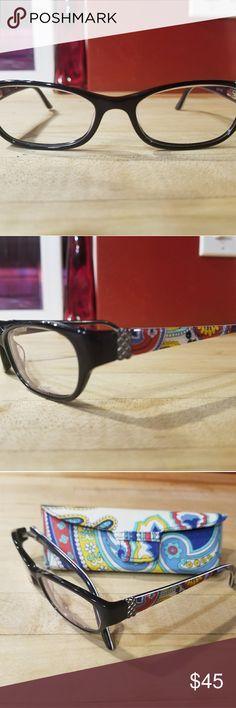 Glasses Marina Paisley, FAITH frames by Vera Bradley Vera Bradley Accessories Glasses