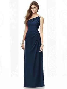 LOVE!  After Six Bridesmaids Style 6688 http://www.dessy.com/dresses/bridesmaid/6688/?color=oasis&colorid=995#.Up-oEtJDtHU
