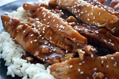 Asian food is simply delicious! If you love Asian cuisine then you would surely know about Chicken Teriyaki. Teriyaki chicken is a famous Asian dish which comes I Love Food, Good Food, Yummy Food, Japanese Chicken, Asian Chicken, Tyson Chicken, Sesame Chicken, Hawaiian Chicken, Boneless Chicken