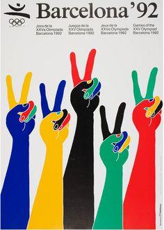 オリンピック歴史をポスターやロゴデザインの視点からみる (後半) | BIRD YARD