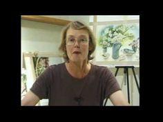 ▶ Nancy Tichborne teaches Watercolours Part 2 - YouTube