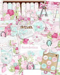 Kit Digital Romântico