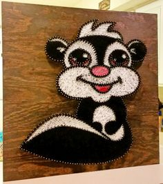 This Little Skunk is great for any animal/skunk lover out there. This skunk would look great in any nursery or childs room and would make the perfect baby shower gift. Please Choose colors and post it in the Note Section at Checkout: Colors can be seen in photos. Eye Color: (Picture: Currant) Body Color: (Picture: Black) 1) Red 2) Currant (Burgundy) 3) Papaya (Orange) 4) Honey Bronze (Orange) 5) Gold Dust (Yellow) 6) Corn Silk (Light Yellow) 7) Grass Green 8) Snow Pea (Medium Green) 9)...