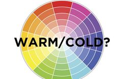 Are You More Warm Colors Or Cool Colors?