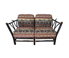 Hickory Furniture Designs   410   Loveseat
