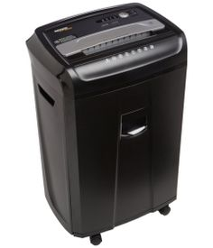 AmazonBasics 24-Sheet Shredder - Read our detailed Product Review by clicking the Link below