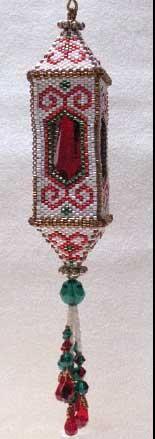 The Lantern Ornament Pattern