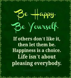 #Happiness - A Message From The Creator