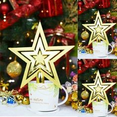 The star for a magical touch in the decoration | Decorazilla Design Blog