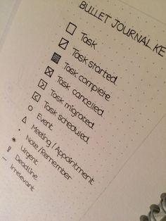 Welche wichtigen Aufgaben hast du heute erledigt? #Bullet #Journal #Notizbuch…