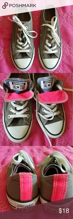 Shoes Converse all star. Used, have some discoloration due to usage. Reasonable offer is welcome. Converse Shoes Sneakers
