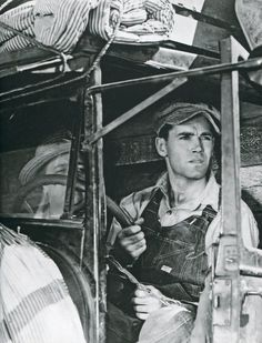 Henry Fonda in The Grapes of Wrath (John Ford, 1940)