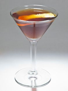 Trident Cocktail substitute Campari, Lillet or Dubonnet for Cynar if needed