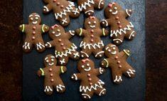 Pepperkaker uten sukker Stevia, Gingerbread Cookies, Baking, Food, Gingerbread Cupcakes, Bakken, Essen, Meals, Backen