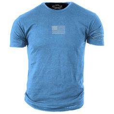 Basic America Blue - Front Phantom