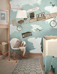 Papel tapiz: Cómo empapelar paredes con estilo [FOTOS] (24/33) | Ellahoy