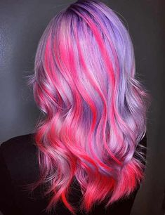 Cotton Candy Hair Color - Candy Unicorn