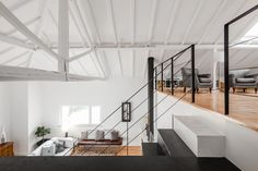 Barn House - Picture gallery #architecture #interiordesign #double #heigh #space