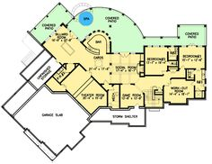 Lower Level, /house-plan-15697GE