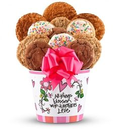Mom's Day Cookie Bouquet $24.95