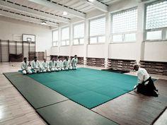 Egzamin dorosłych - więcej na http://aikido-miedzychod.pl/galeria/egzamin-2012-dorosli