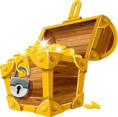 Dans une chasse aux trésors d'anniversaire, le plus important pour les enfants, c'est de trouver le... trésor bien évidemment...