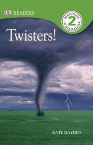 DK Readers: Twisters! book cover