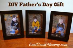 East Coast Mommy: DIY {Father's Day} Gift